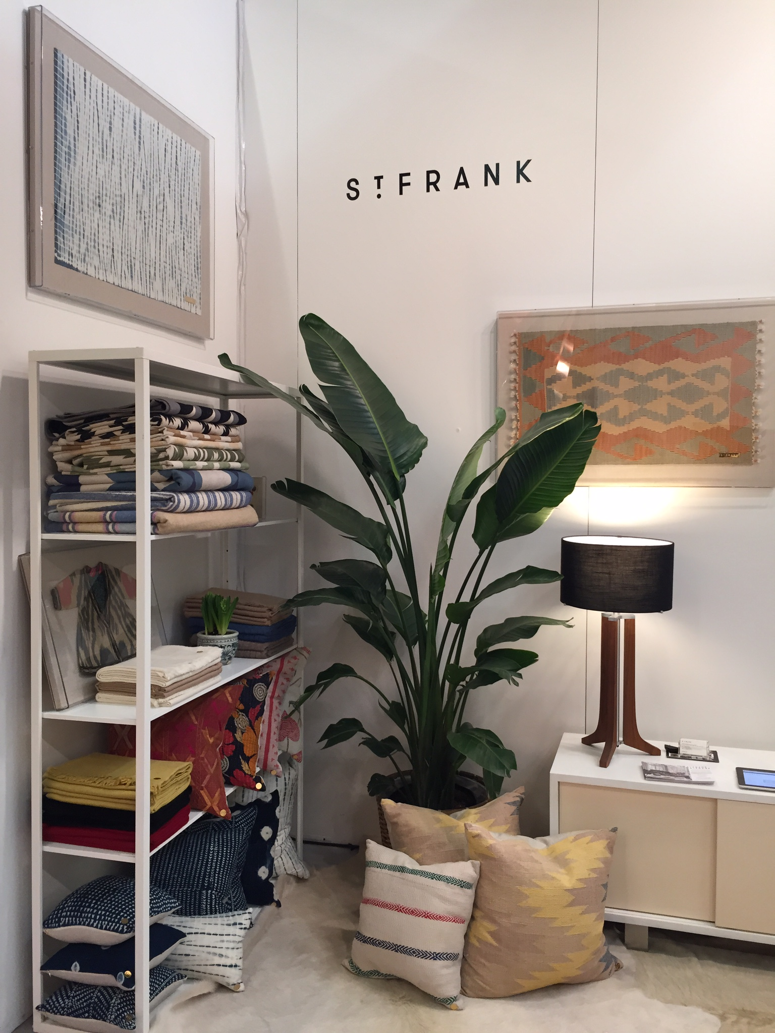 globalist textiles with a mission by St. Frank makes us passionate about responsible sourcing.