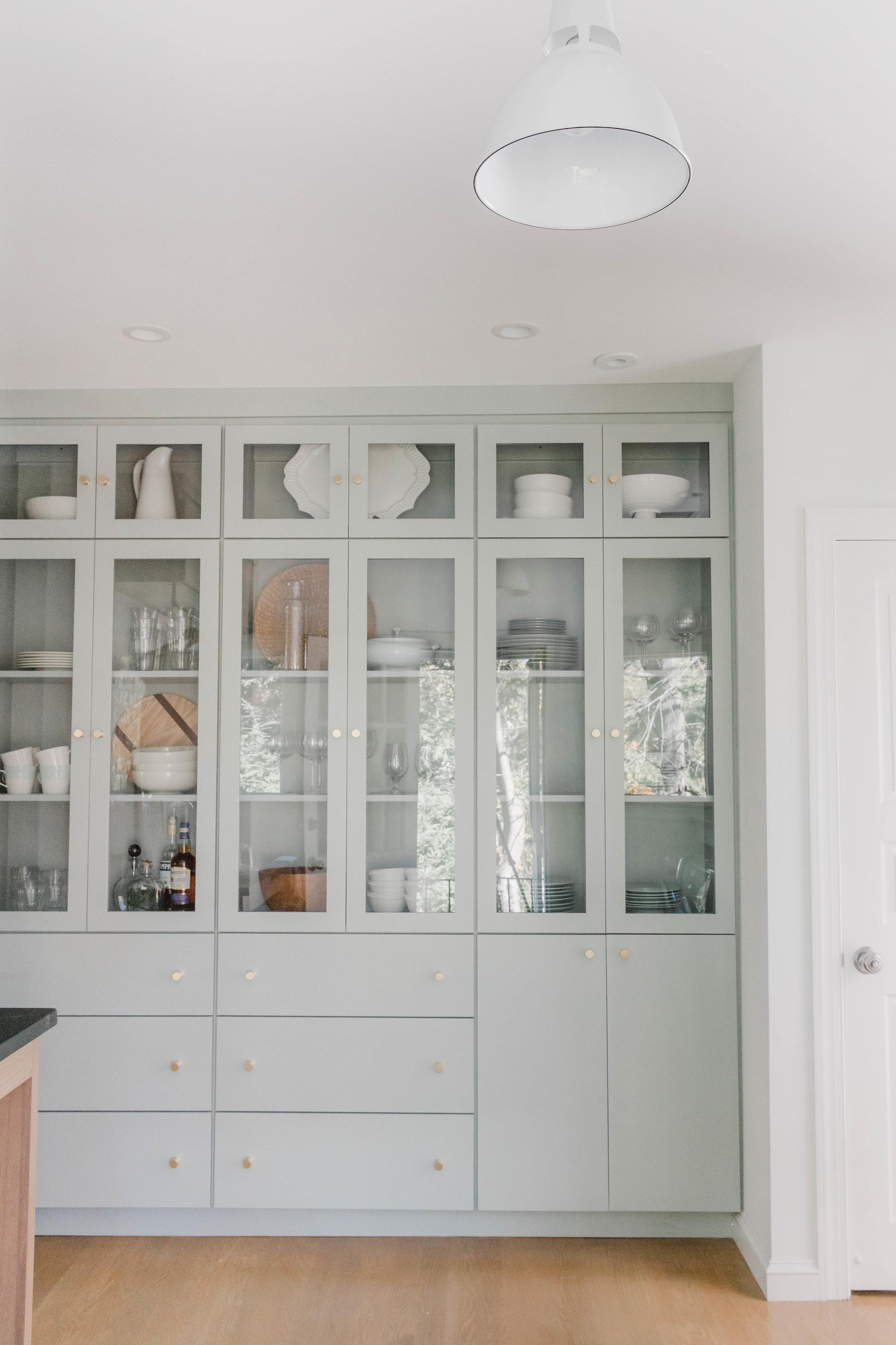 Woodpond Road Kitchen - Rehabitat