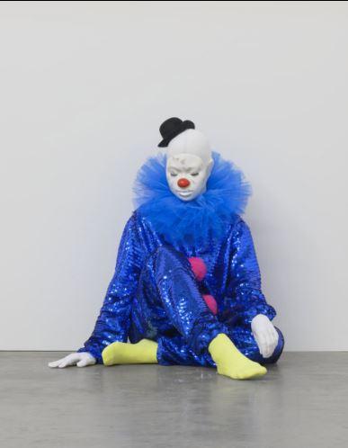 Image:vocabulary of solitude - Ugo Rondinone.Installation view at Museum Boijmans Van Beuningen, Rotterdam, 2016