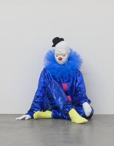 Image:vocabulary of solitude - Ugo Rondinone. Installation view at Museum Boijmans Van Beuningen, Rotterdam, 2016