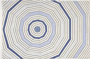 Image:Louise Bourgeois. Untitled, 2006. Fabric. 15 x 22 1/4 inches Courtesy Cheim and Read, NY