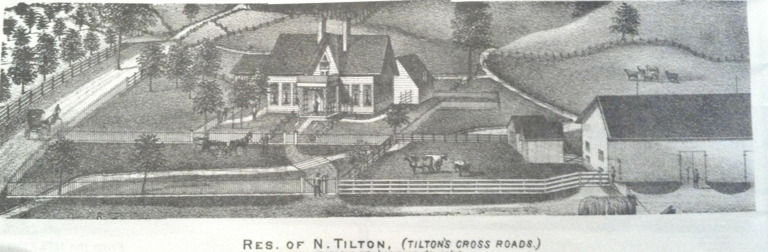 1875 Atlas sketch