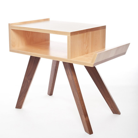Jess Tasker of Trunk Studio Scout Side Table