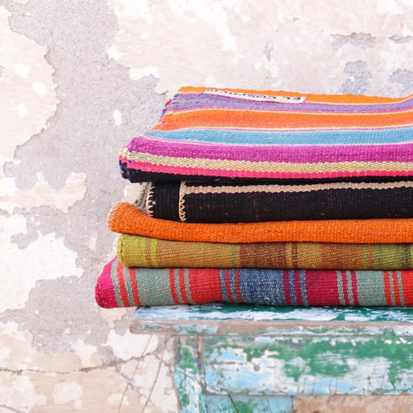 Bolivian Blankets - El Cosmico Provision