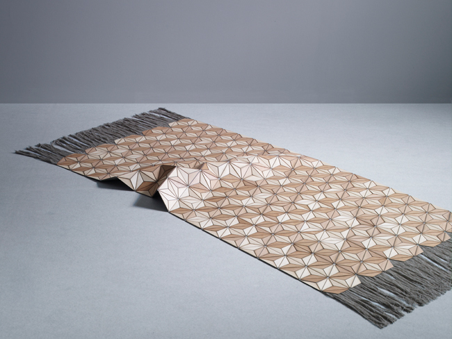 Ashdown Wooden Carpet (eliza strozyk)