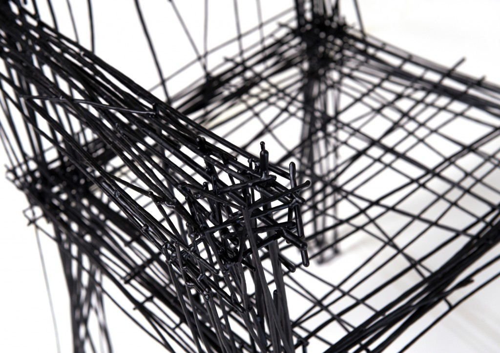 Wire Series by Jinil Park