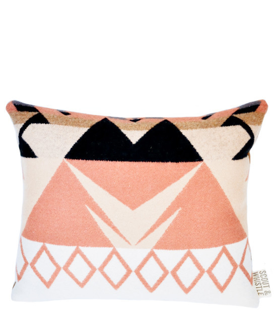 Heritage Wool Pillow
