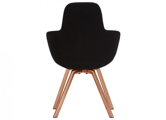 scoop high copper legs / tom dixon