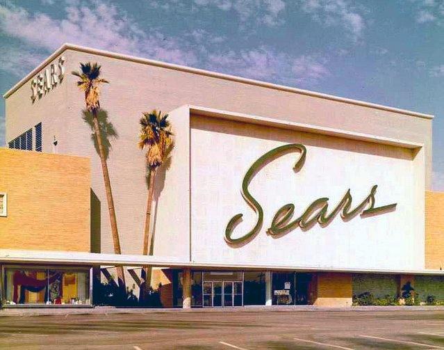 Sears signage