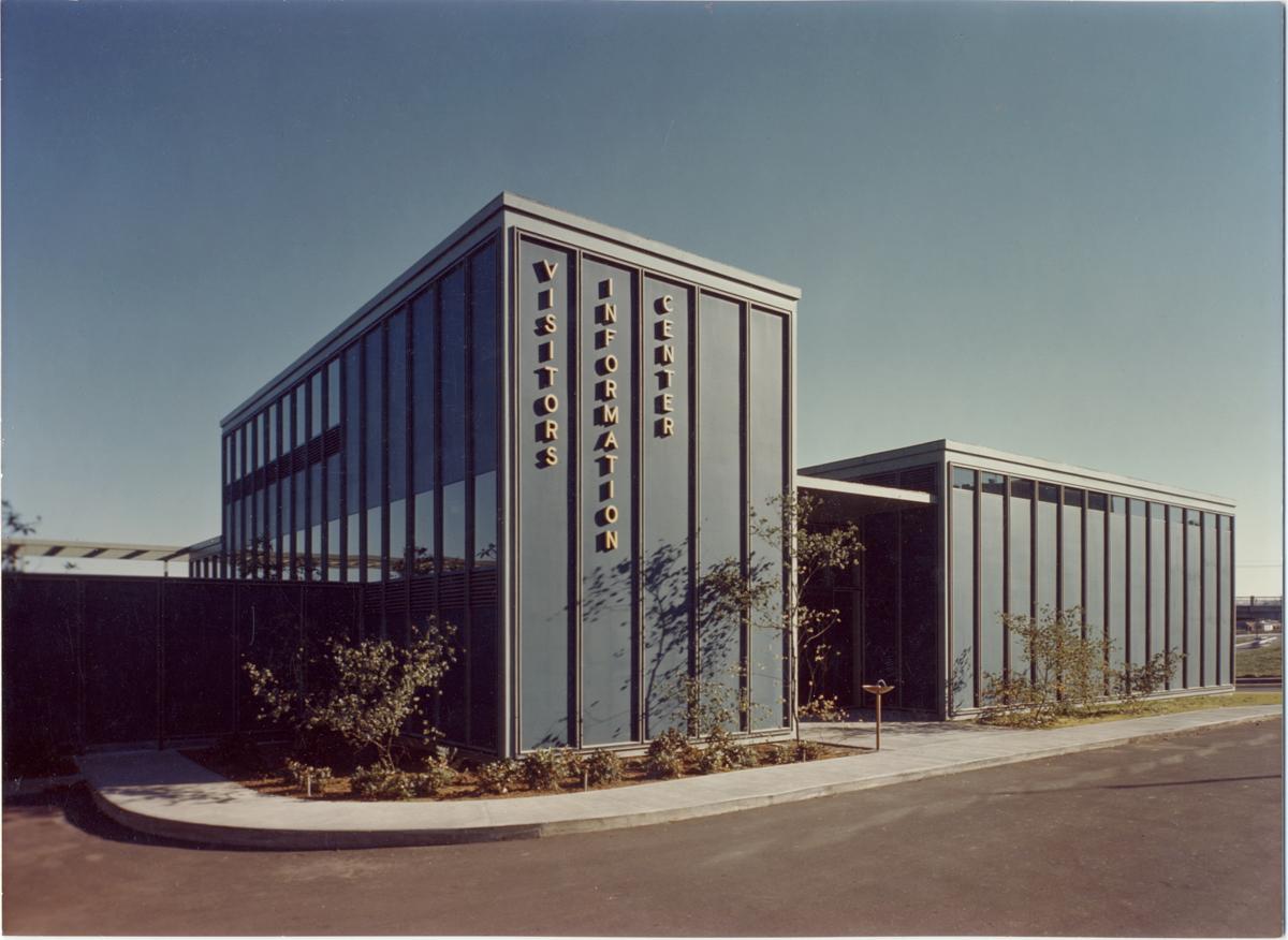 John Yeon Visitors Information Center