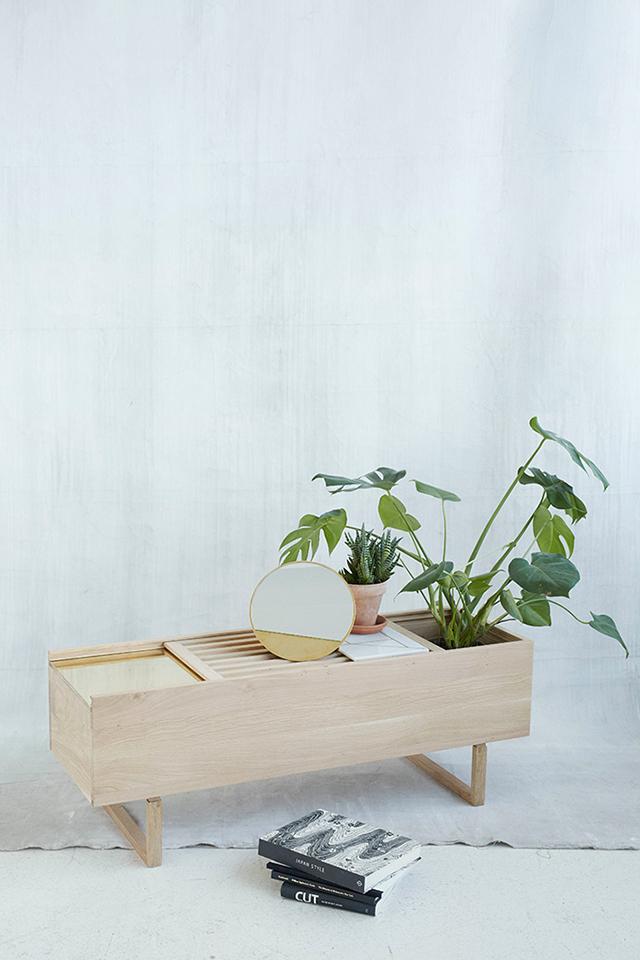 Kristina Dam // botanic storage