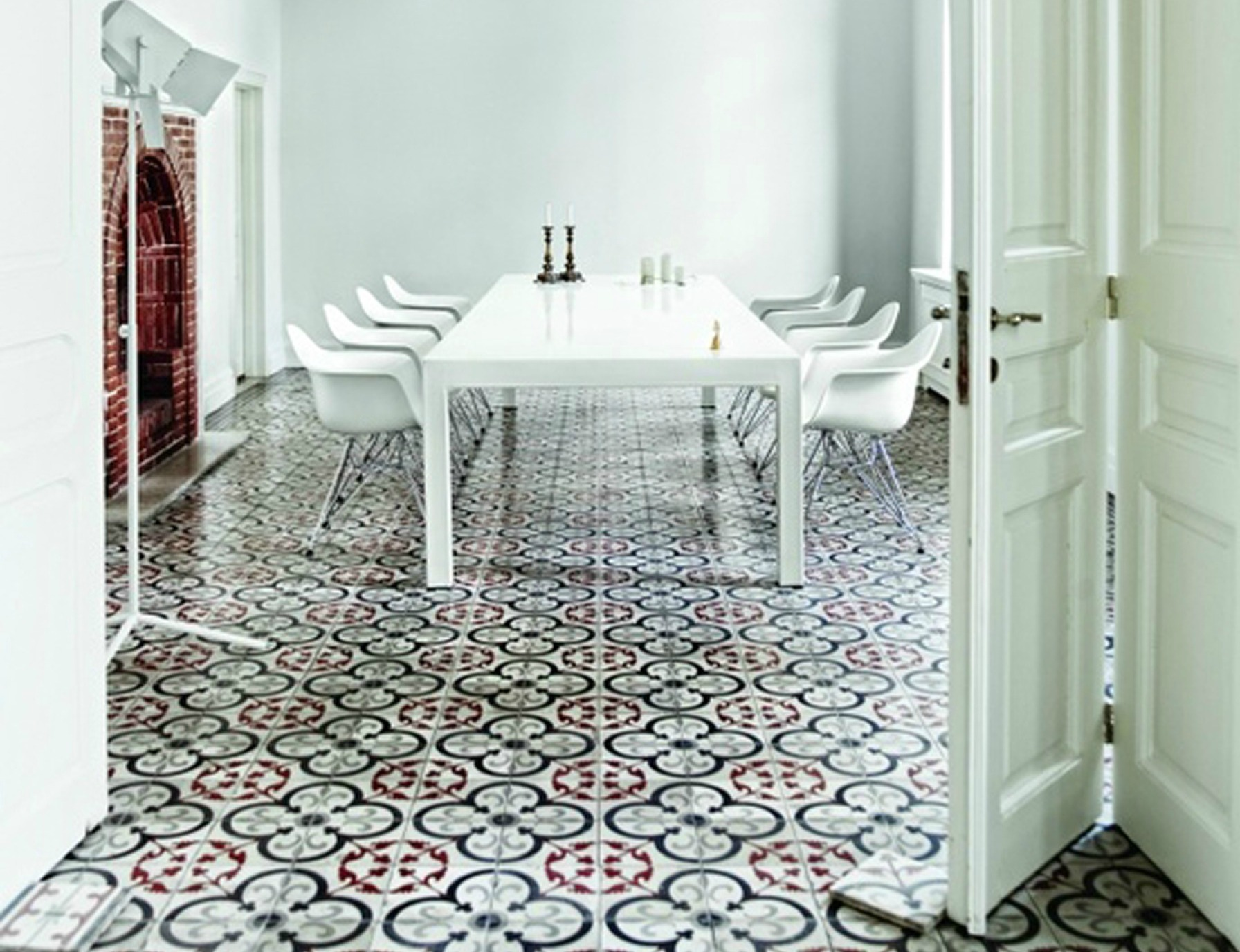 encaustic cement tiles from terrazo tiles