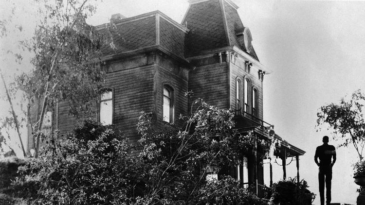 Bates Motel. Psycho, 1960