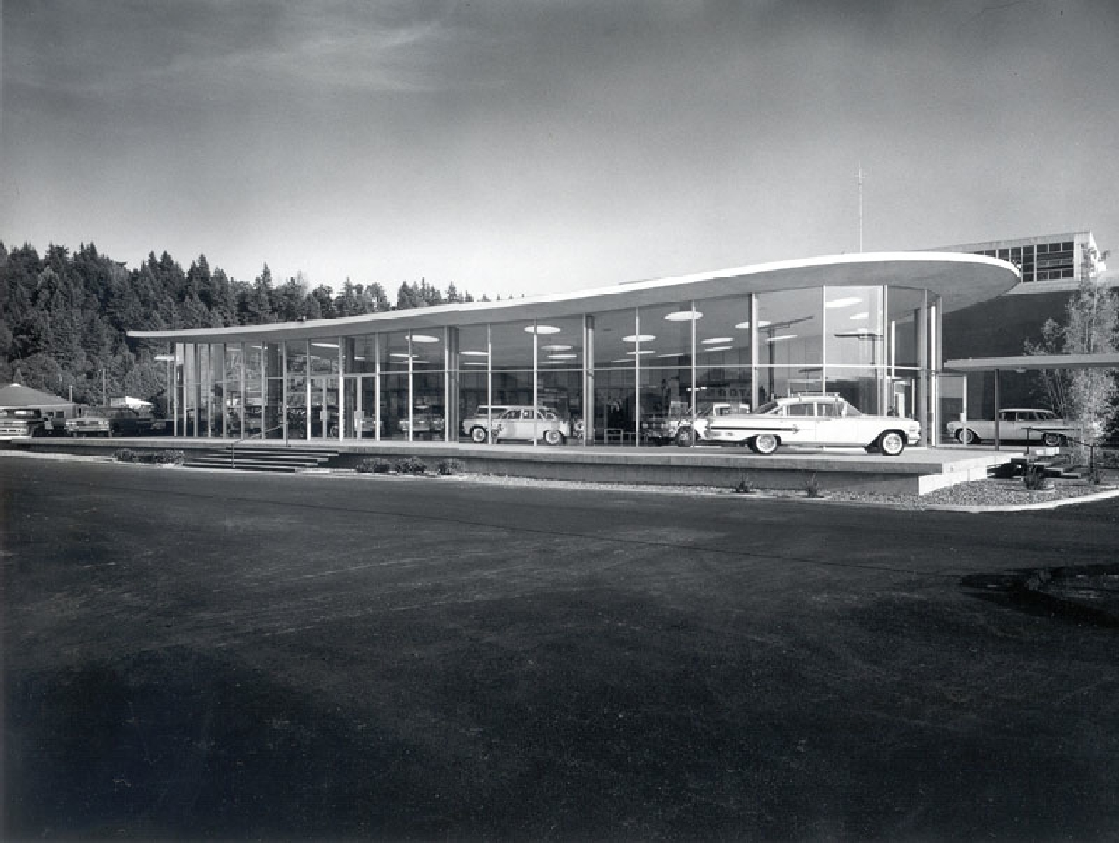 Lew Williams Chevrolet Dealership