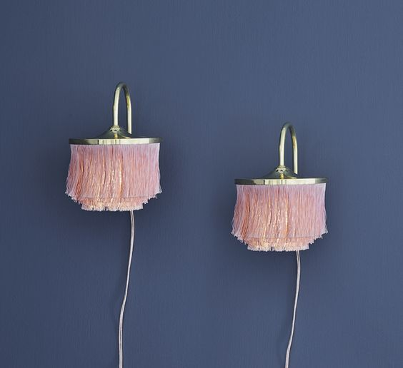 Pair of Wall Lights |  Hans-Agne Jakobsson Sweden, 1960's