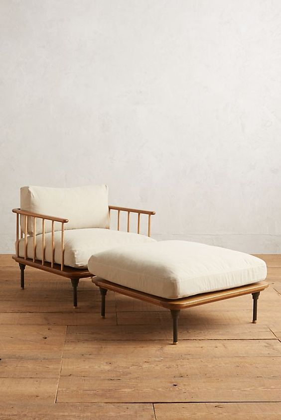Kalmar armchair - anthropologie
