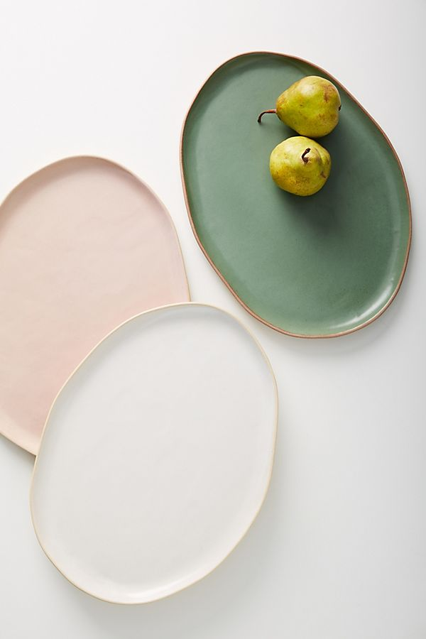 ANTHROPOLOGIE organico platter