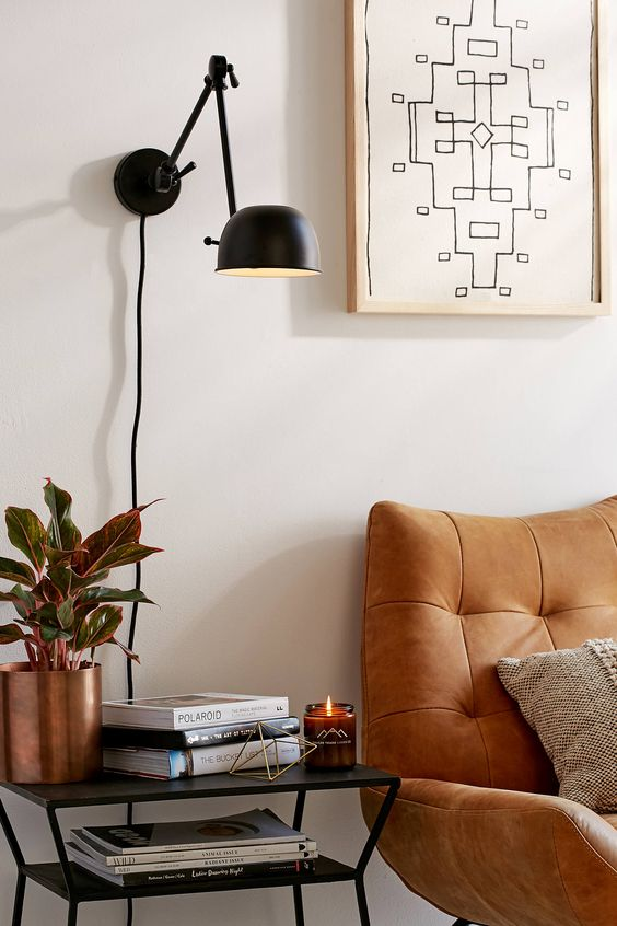 Urban Outfitters Industrial Sconce