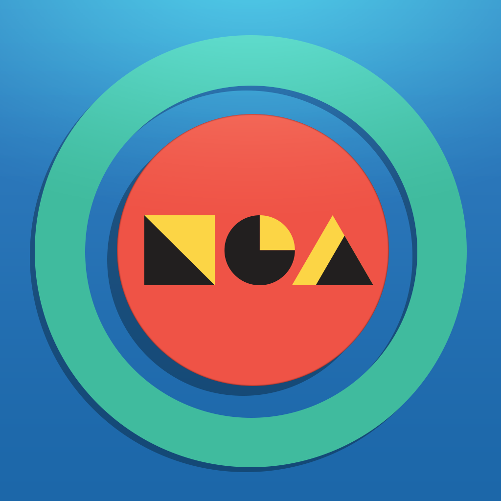 The NGA 'Eye See Art' App Icon