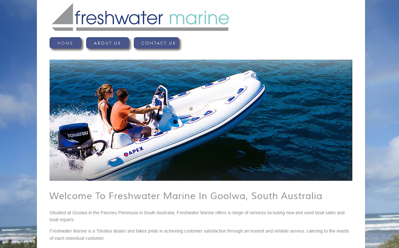 Freshwater Marine