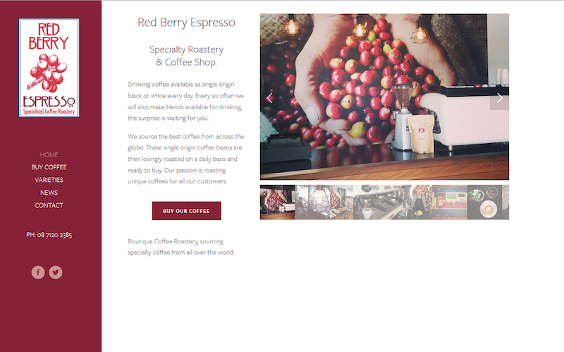 Red Berry Espresso
