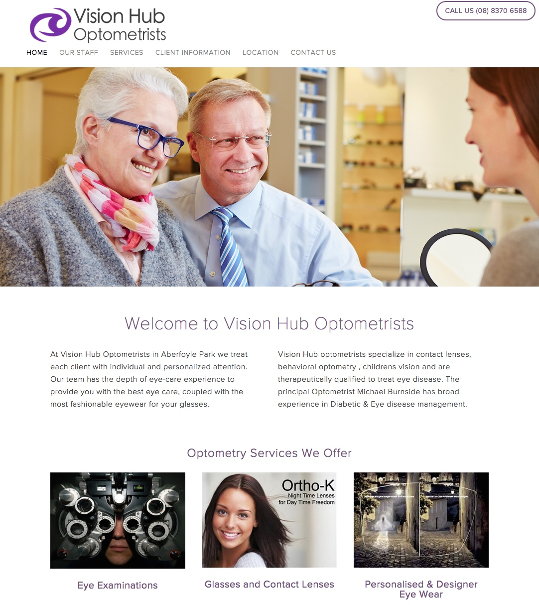 Vision Hub Optometrists