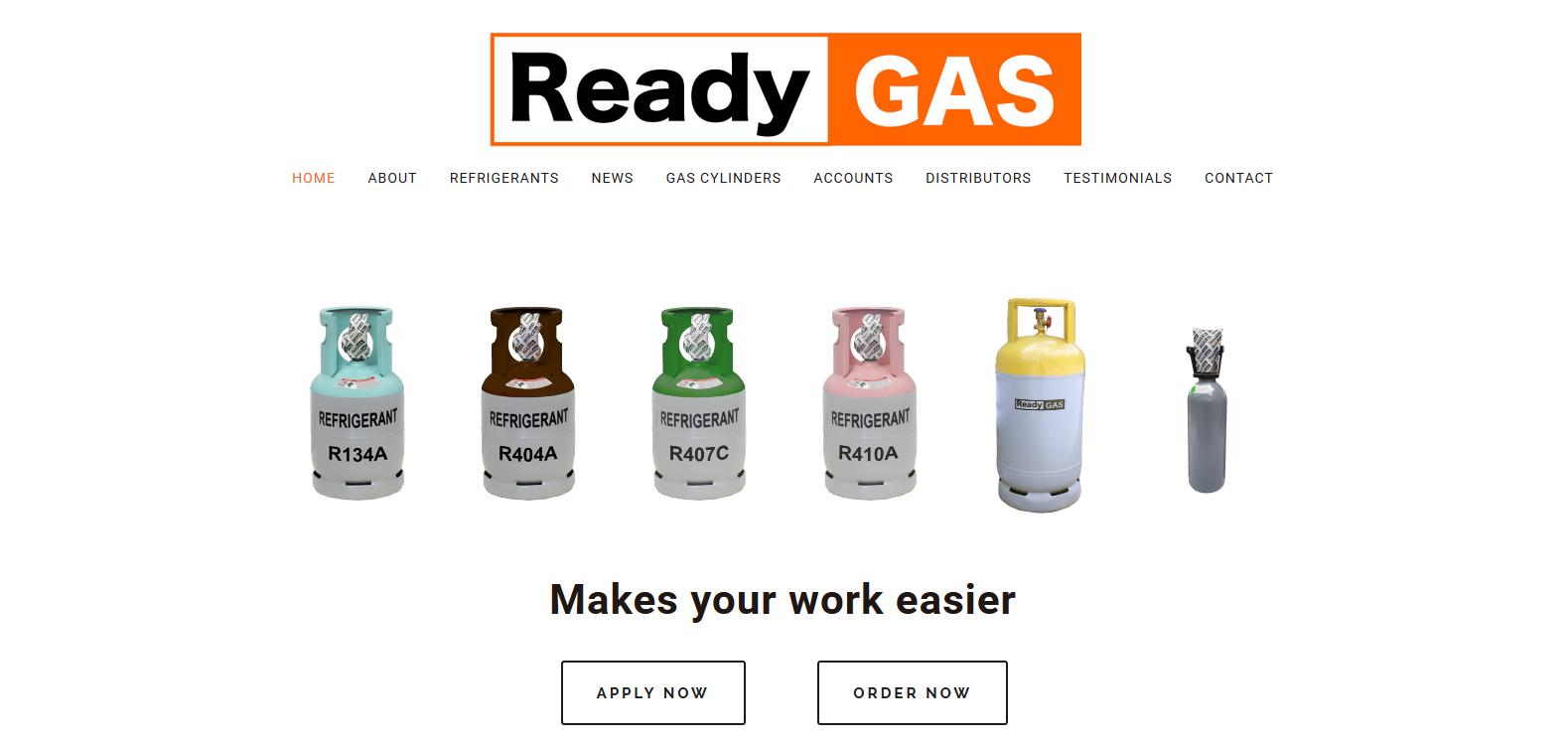 Ready Gas