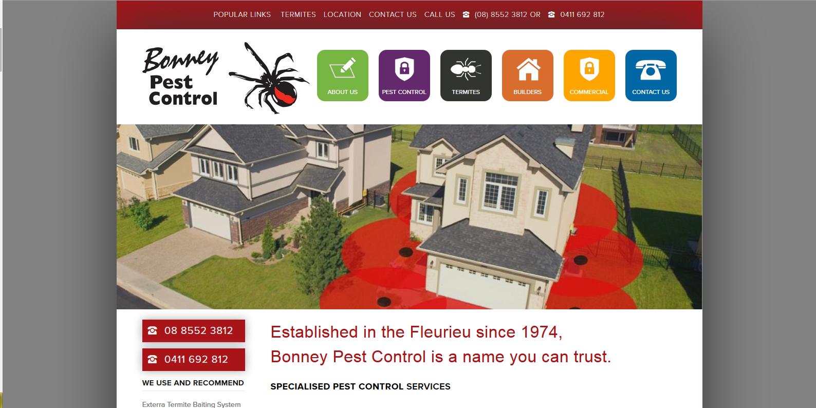 Bonney Pest Control