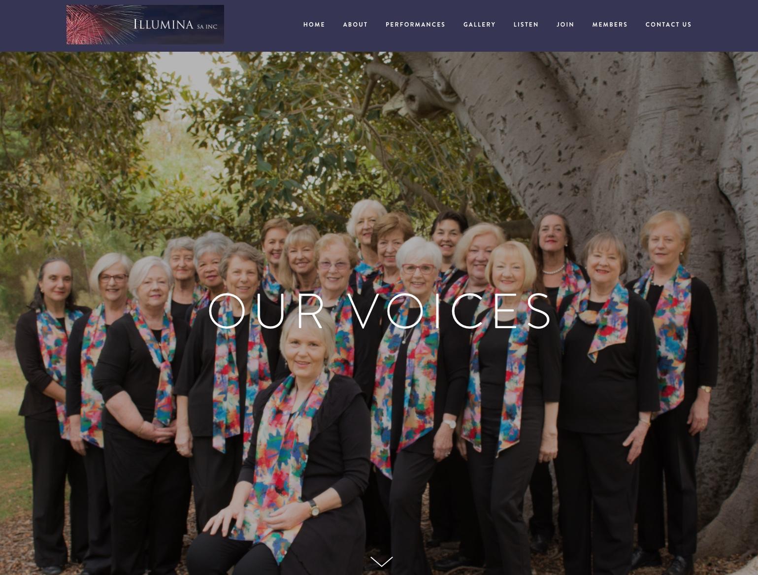 Visit Illumina Voices