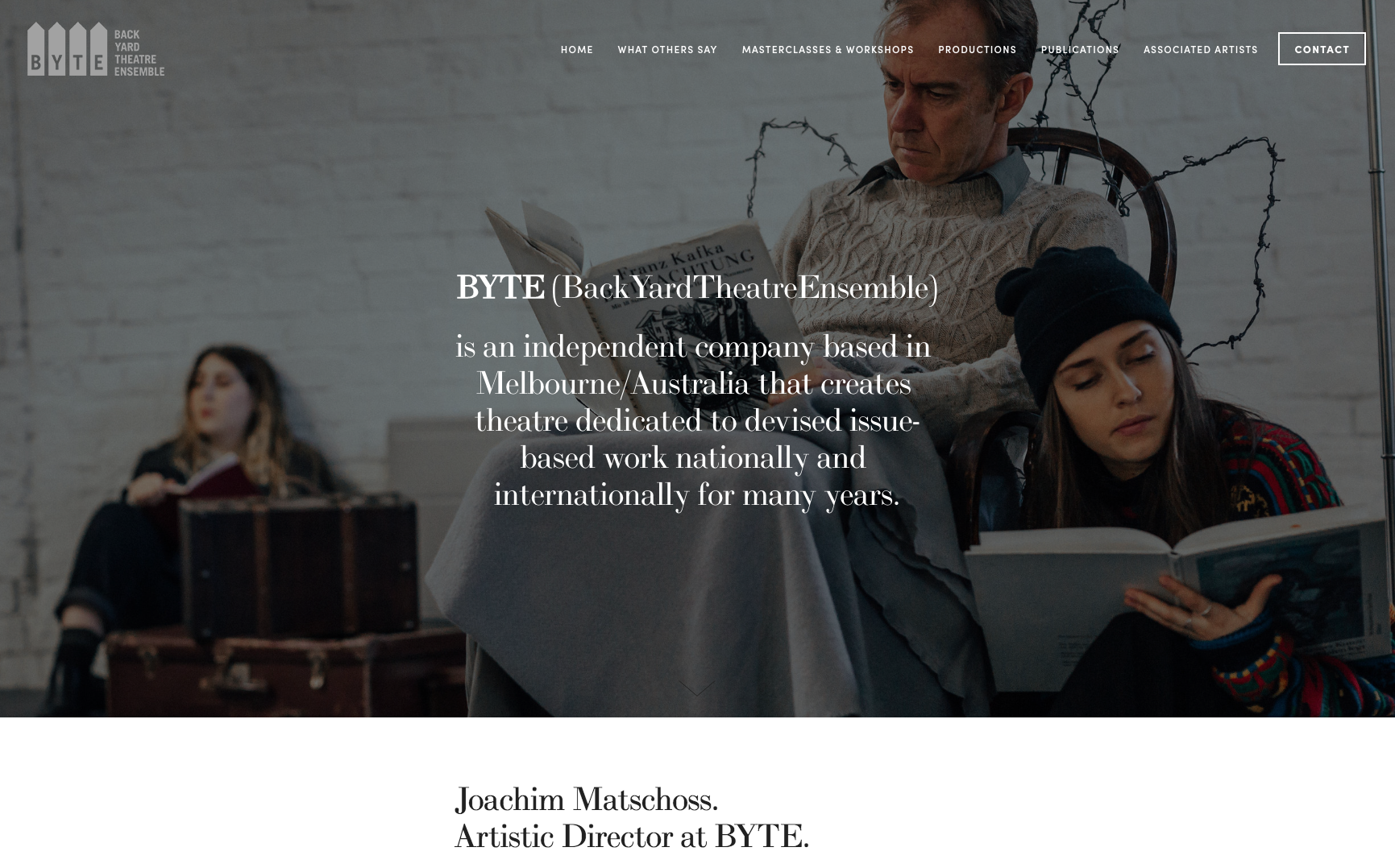 VISIT BYTE ENSEMBLE