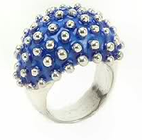 Cinelli & Maillet Blowfish ring