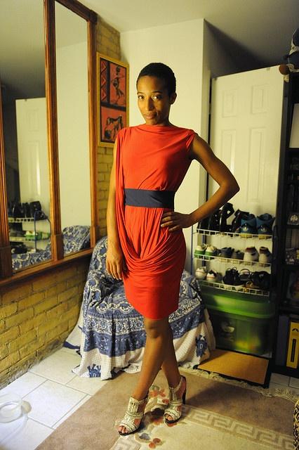 "The ""Anita"" dress by Greta Constantine"