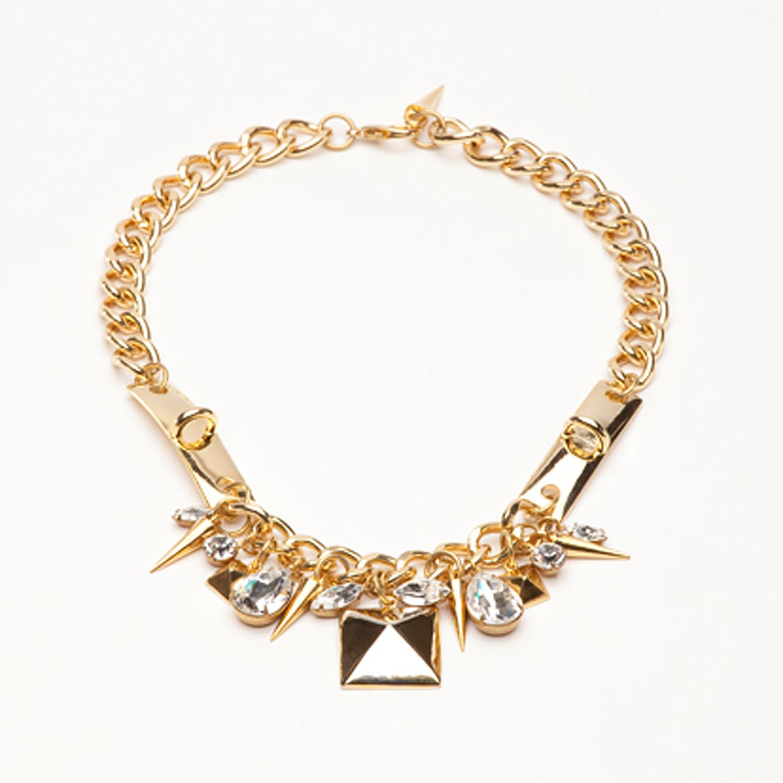Necklace, Fallon.