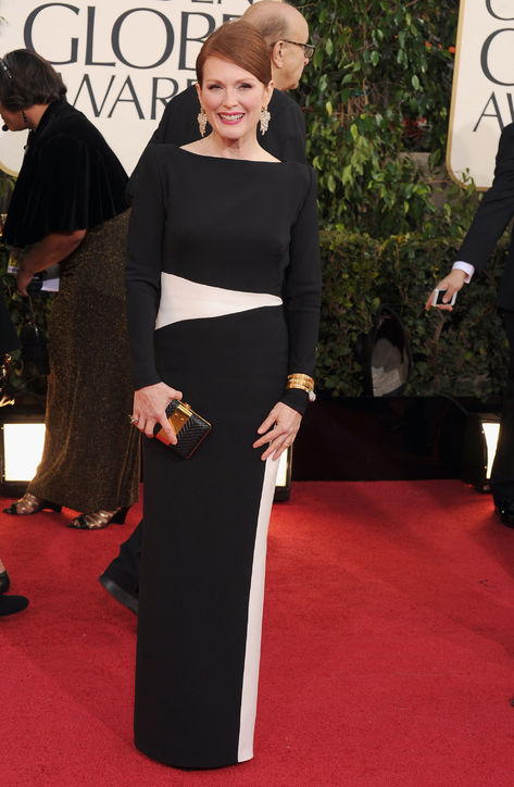 Best Graphic: Julianne Moore in Tom Ford.