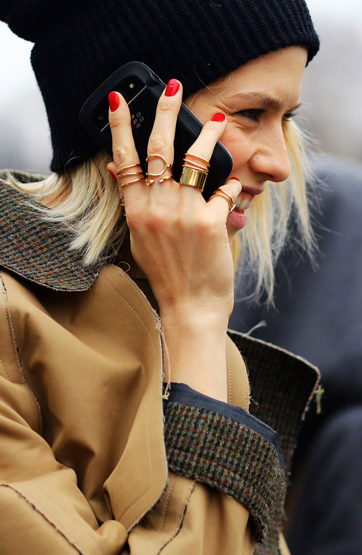 Photo: Phil Oh,  Vogue .