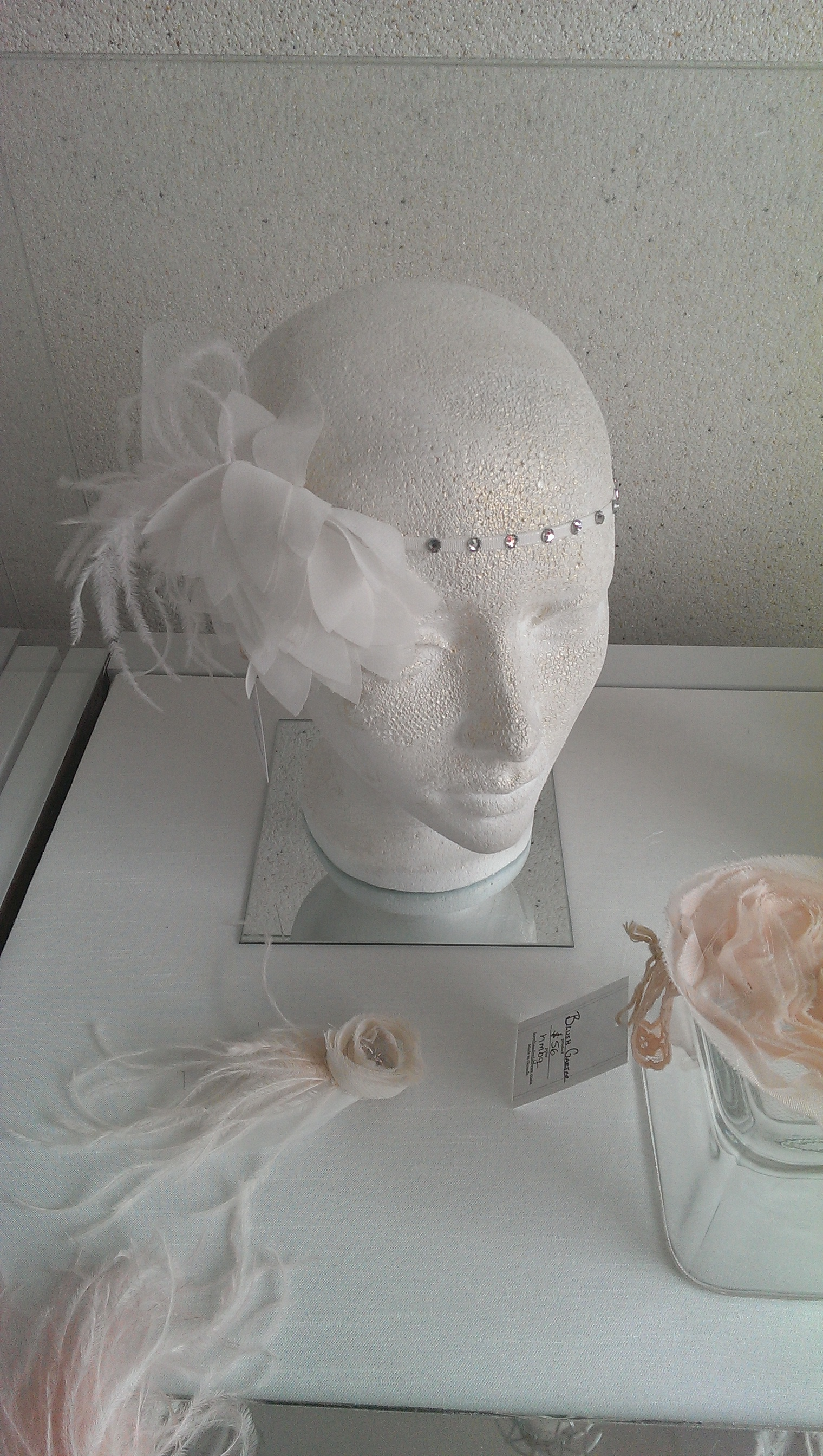 Pretty headpieces for the modern bride.
