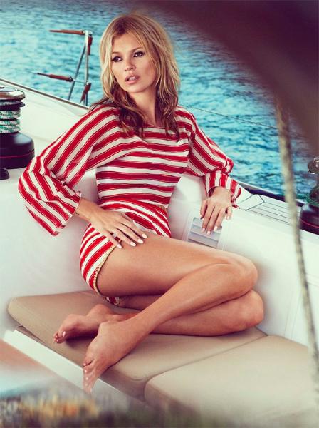 Photo: Patrick Demarchelier.  Vogue UK , June 2013.