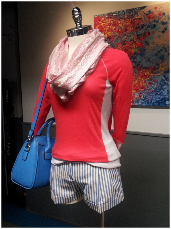 Sneak peek at Express Spring/Summer Collection 2014