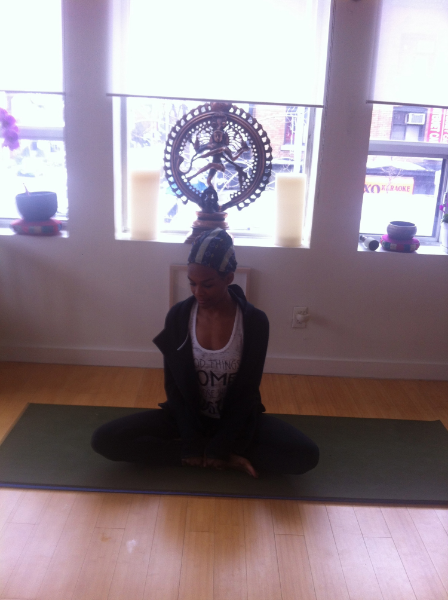 At Yoga Therapy Toronto.