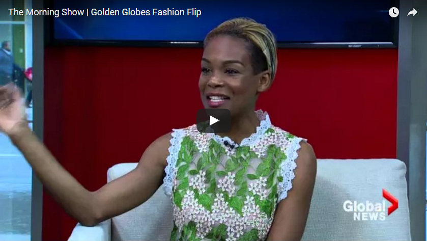 The Morning Show | Golden Globes Fashion Flip