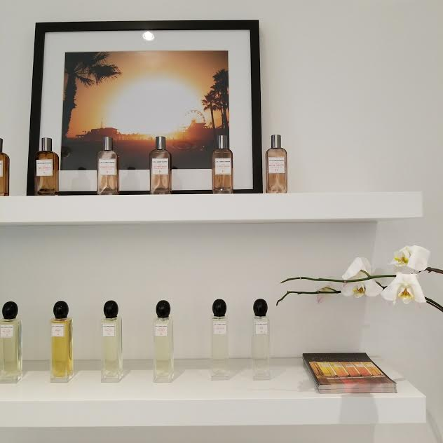 Lola James Harper perfumes and room scents