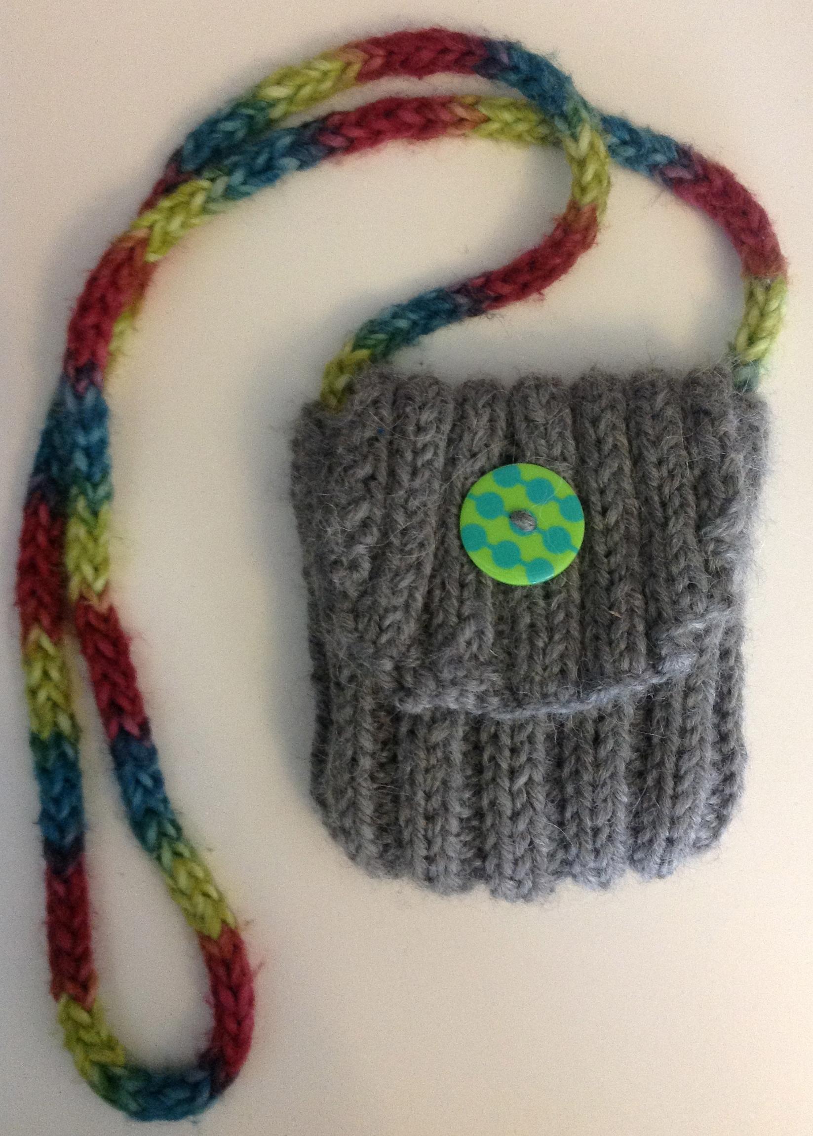 Karole Kurnow Small Knitted Bag.jpg