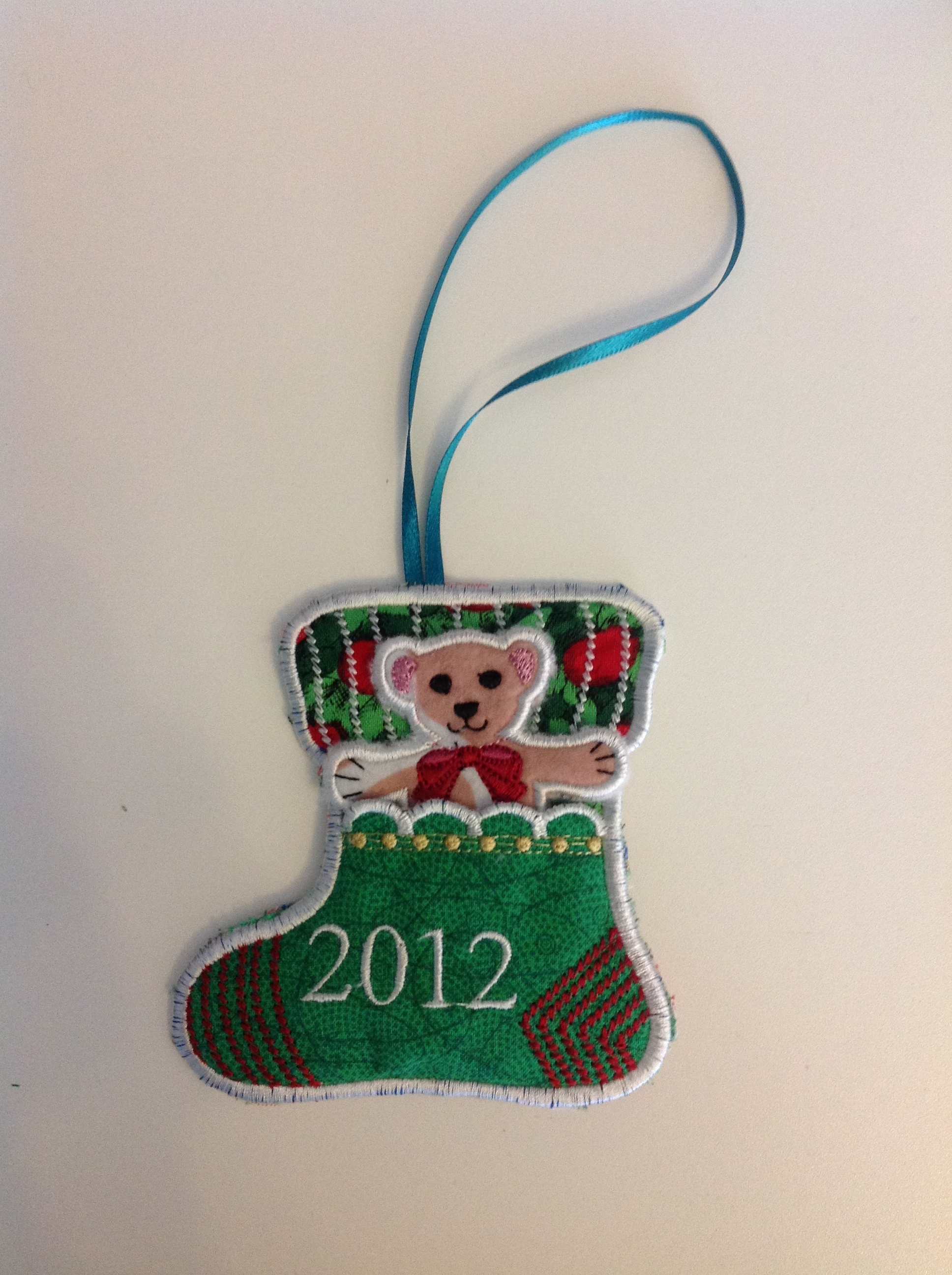 Karole Kurnow 2012 Christmas Stocking.JPG