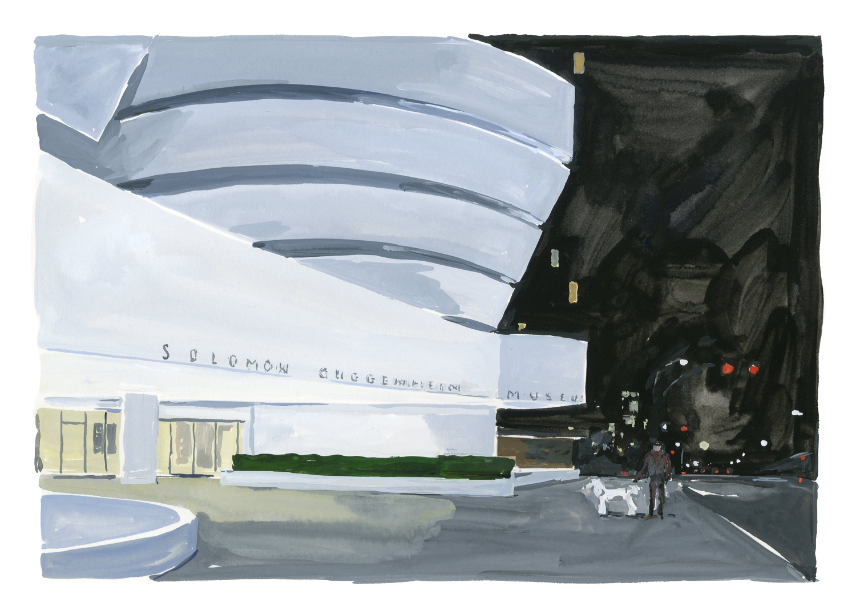 Guggenheim Museum   Louis Vuitton New York Travel Book
