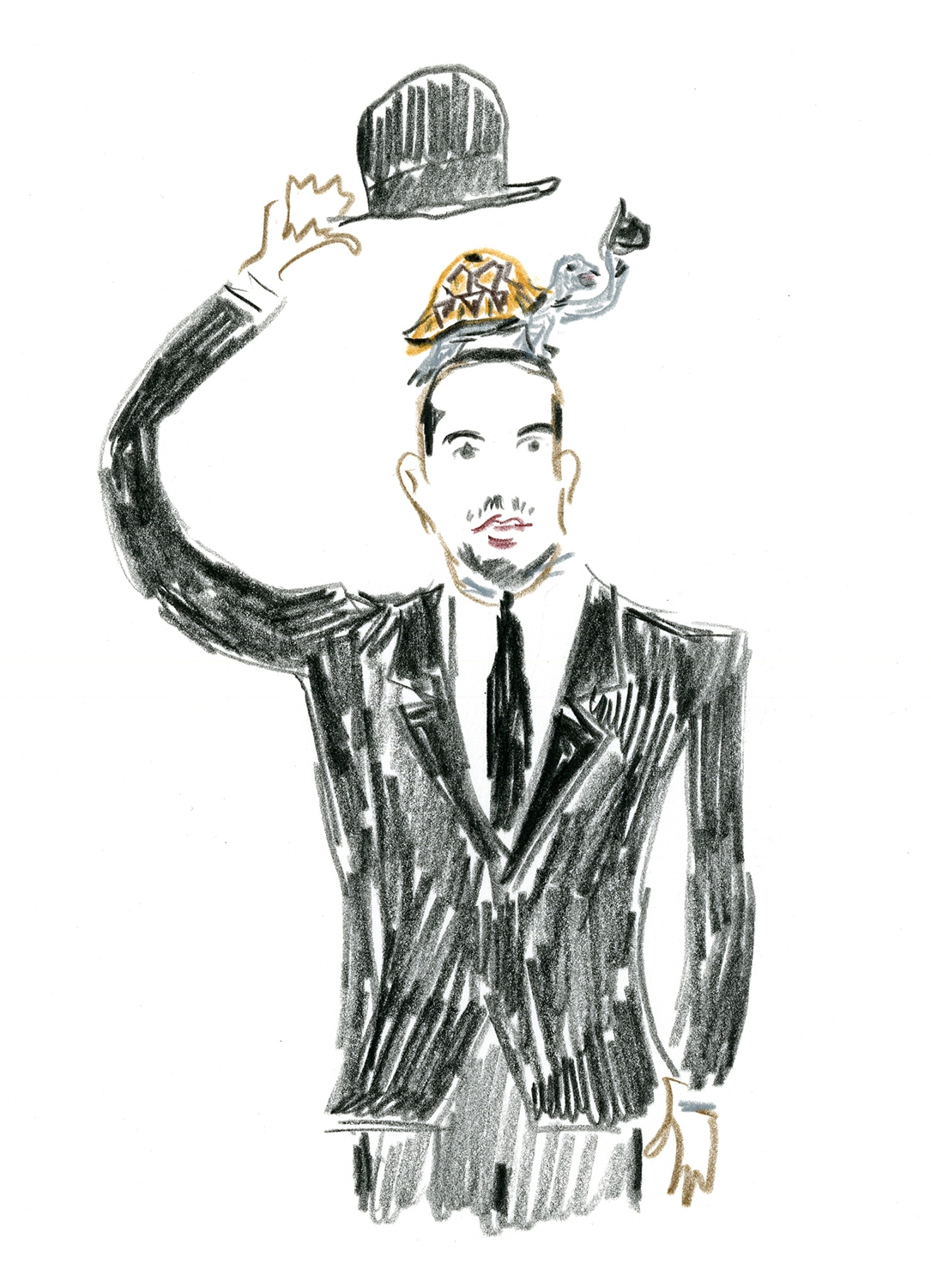 David Blaine for the Turtle Conservancy Benefit