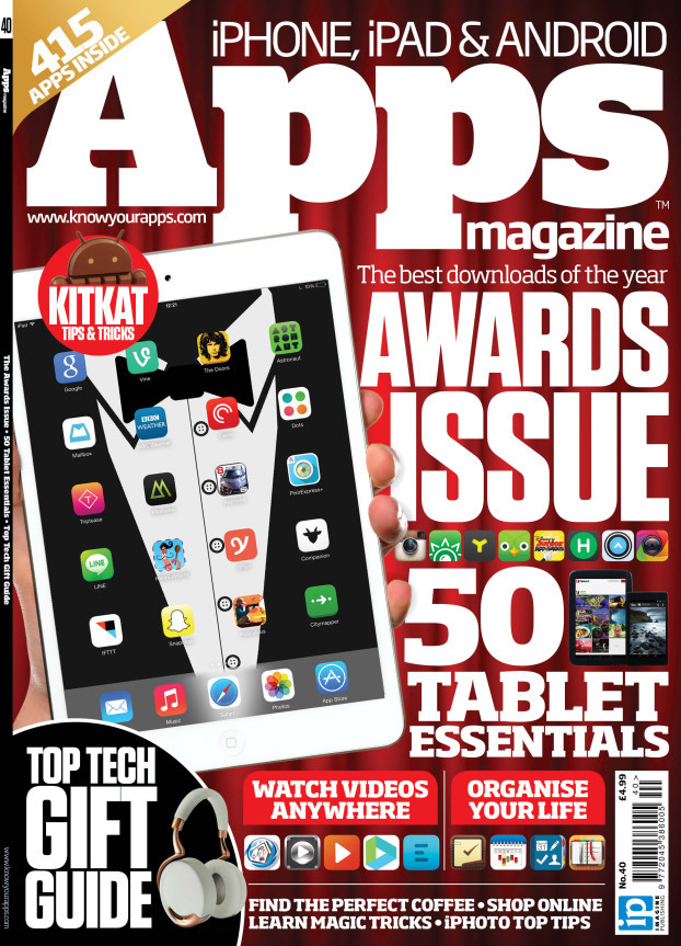 Made in Me — Sneak named Kids App of the Year by Apps Magazine!