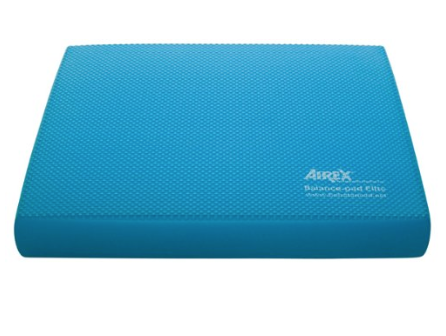 Airex Balance Pad - Airex Balance Pad Elite - These pads are great for adding instability to single leg exercises, allowing you to further strengthen your foot & ankle, along with the hip & core complex. This pad offers a non slip surface on both sides.