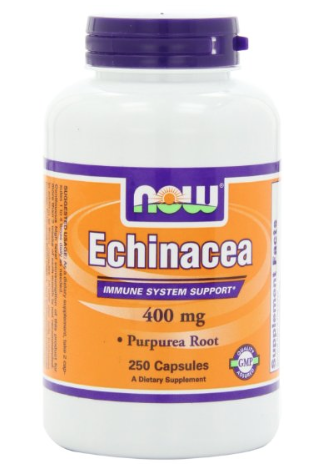 Echinacea Root  - Now Foods is a good company that makes all natural products & has environmentally friendly business practices in place. This Echinacea is from the Root of the plant and is the only way to go when taking Echinacea for immune support of defense from the common cold, etc.