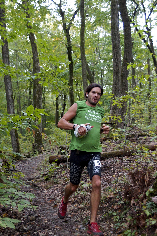 50k 2nd place Mountain Peak Fitness / Campmor Athlete Julian Vicente