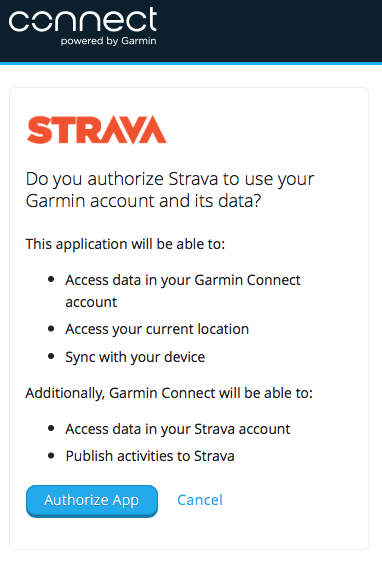 Using Garmin Connect AutoSync with your Training Peaks & Strava